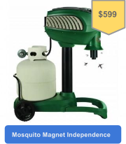 mosquito magnet independence with cost