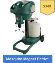 mosquito magnet patriot with cost